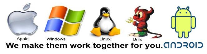 We make all Operating Systems work together image.